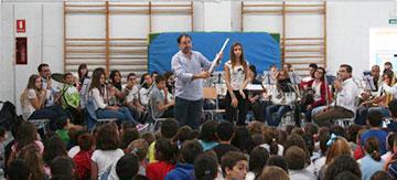 Abierto el plazo para la Escuela de Música